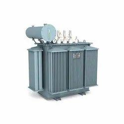 630kVA Three Phase Oil Cooled Distribution Transformer