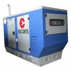 50 KVA Escorts Diesel Generator, 3 Phase