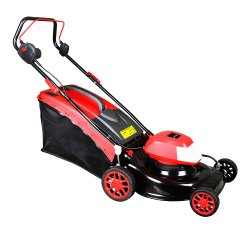 NACS Electric Lawn Mower With Induction Motor And Metal Body