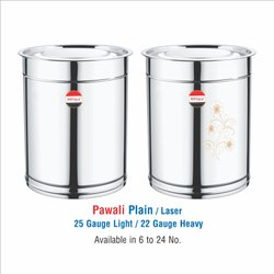 Stainless  Steel   Pawali Laser Eteching