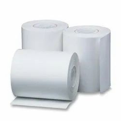 INFYTONE White PRINTED THERMAL PAPER ROLL, GSM: Less than 80 GSM
