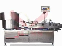 Labeling Machine With Vibrator