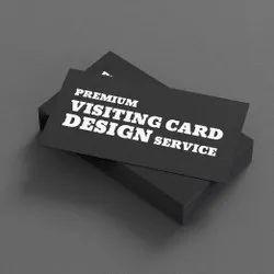 2-3 Working Days Visiting Card Design Service