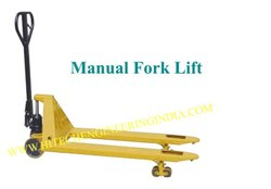 Manual Forklift Trolley