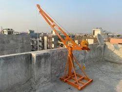 Next Gen Single Phase Mini Crane with trolley