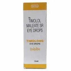 Timolong Timolol Eye Drop