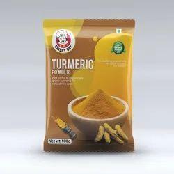 Curcuma Longa 100 Gram Turmeric Powder, For Cooking