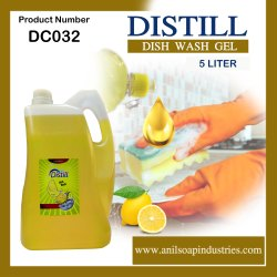Distill  Dishwash Gel  5 Litre