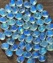 100% Natural Blue Moonstone Cabochon, Calibrated Moonstone, Moonstone Gemstone For Jawellery