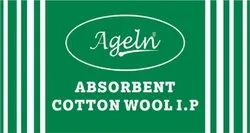Absorbent Cotton Wool I P