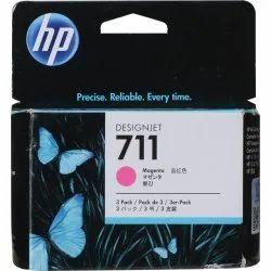HP INK CARTRIDGE 711 MAGENTA