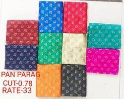 Pan Parag Blouse Piece