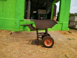 Two Wheel Tilting Trolley
