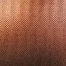 Rectangular Copper Mirror Designer Sheet