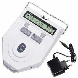 Digital PD Meters Optical PD Meter LCD Optical Digital Pupilometer PD