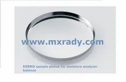 KERRO Aluminium Moisture Analyser Sample Pan Spare