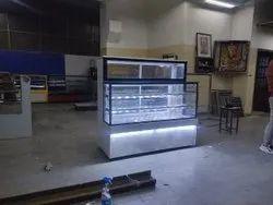 Sweet Bakery Display Counter