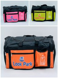 6x3 Matiee Medium Quality Rexine Medium Size Travel Bag  - SNT -512