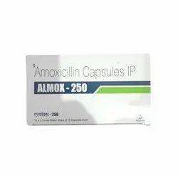 Amlox Amoxicillin Capsules
