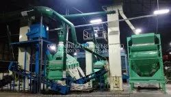Crumb Rubber Recycling Plant