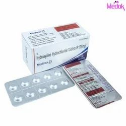 Hydroxyzine Hydrochloride Tablets IP (25mg)