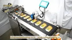Friction Feeder For Cartons With Inkjet Printer
