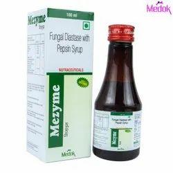100 Ml Fungal Diastase With Pepsin Syrup
