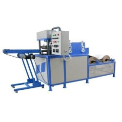 Fully Automatic Hydraulic Thali Machine