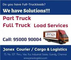 Chennai To Coimbatore Bulk Cargo Services