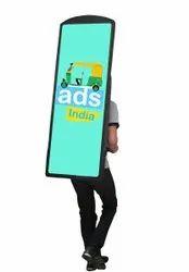 LED Look Walker, For Advertising