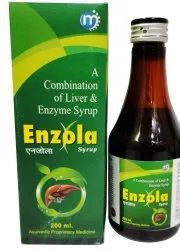 Enzola Syrup, For Liver