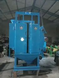 Shot Blasting Machine Hanger & Table Type