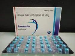 Trazadone Hydrochloride Tablets U.S.P.50 Mg