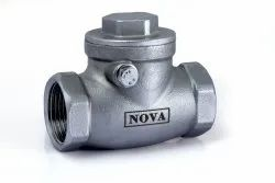 Swing Check Valve IC SS304 Screwed End