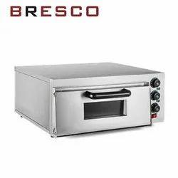 Bresco Pizza Oven With Stone, Capacity: 4.0, 2.0 Kw