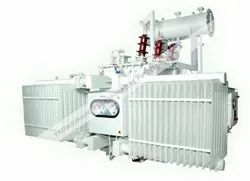 2.5MVA 3-Phase Oil Cooled Hermetically Sealed Transformer