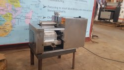 Paper Bag Pasting Machine