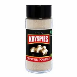 Spicy Kryspies Ginger Powder, Cool And Dry Place, Packaging Size: 35 Gram
