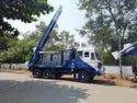 Truck Mounted Water Well Drilling Rig With 300 Meters Depth