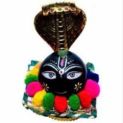 SSGJ vishnu saligram shila lord vishnu idol