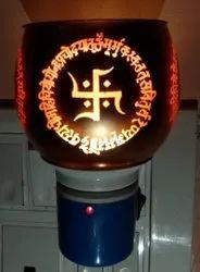SSGJ electric dhoop stand electric kapoor dani