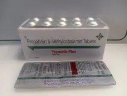 Pregablin 75mg  Methylcobalamin 750mg (Psymeth Plus)
