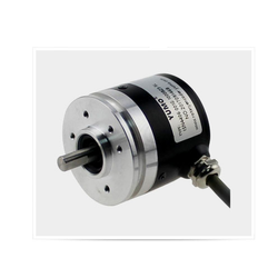 ISN44 Series Solid-Shaft Incremental Rotary Encoder