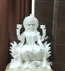 Lakshmi Marble Statue