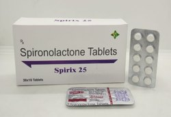 Spironolactone Tablets 50 mg  (Spirix-50)