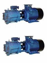 Two Stage Kirloskar SRF 3095 Three Phase 30 HP Monoblock Pump