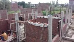Residential Projects RCC Modern Villa Construction