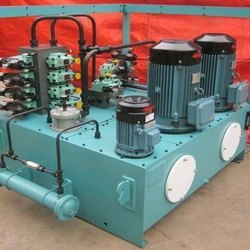 Hydraulic Power Pack Repairing Service