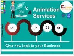 2d 3d Animation Service
