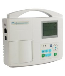 BPL Fully Automatic Cardiart 6208 View Plus ECG, Portable, Number Of Channels: 3 Channels